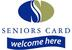 Seniors Card Welcome Here