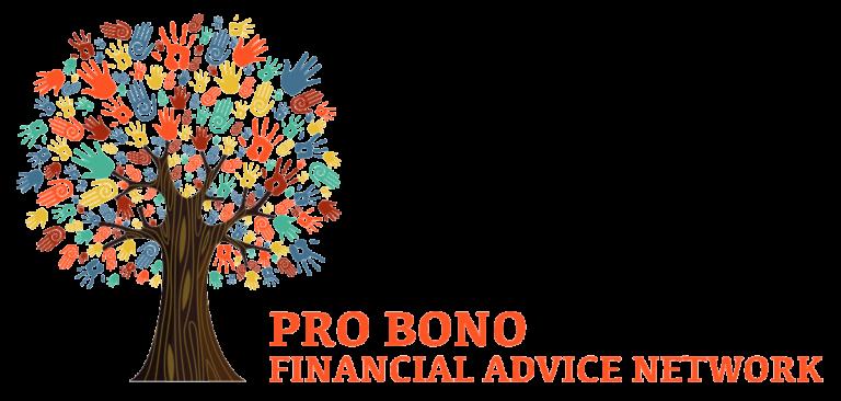 Pro bono advice network